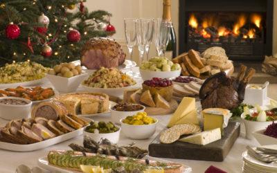 Estas Navidades también cuida tu salud en torno a la mesa